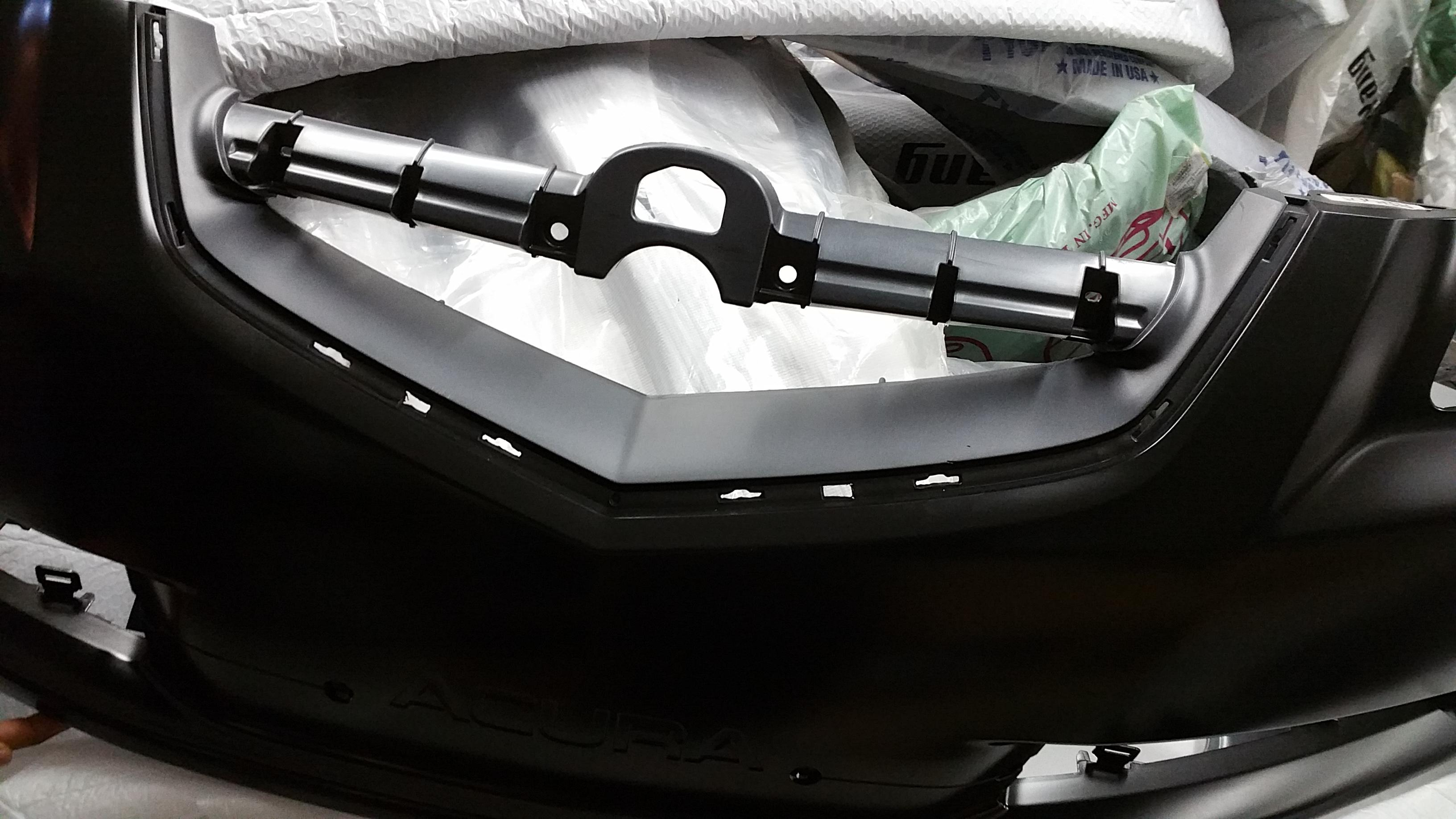 Jeep Chrysler Dodge Of Ontario >> ACURA TL 2007-2008 OEM GENUINE TYPE-S FRONT BUMPER | Extreme Parts