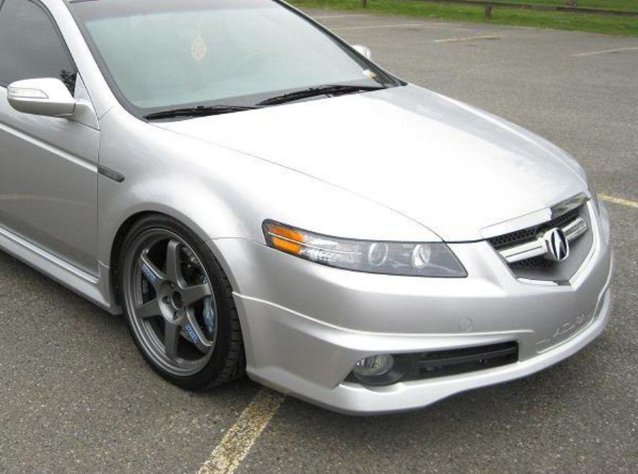 2007 Acura Tl Type S Navigation >> ACURA TL 2007-2008 TYPE-S ASPEC FRONT LIP | Extreme Parts