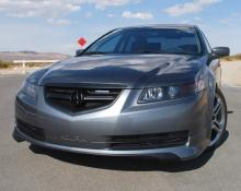 TL Extreme Parts - Acura tl lip