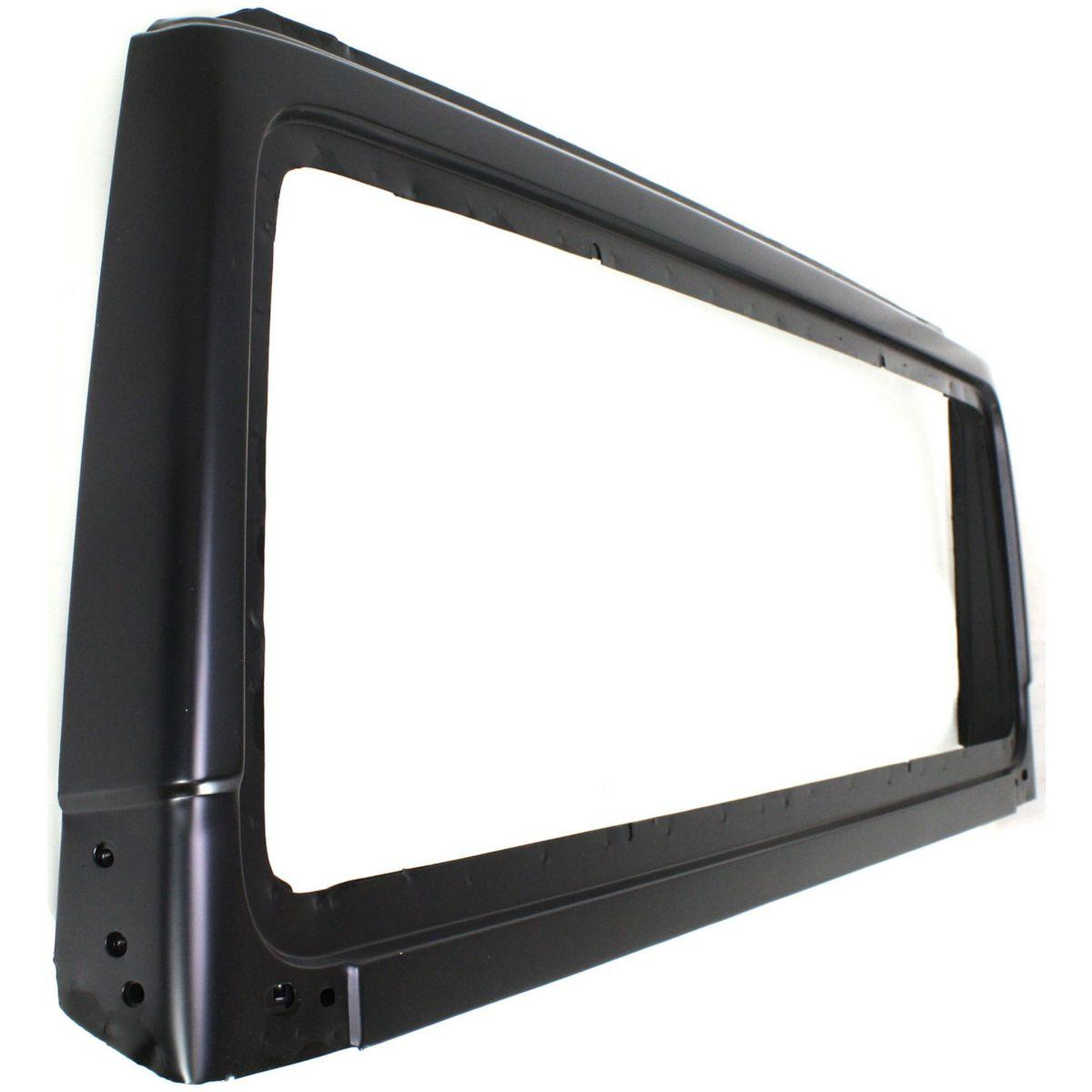 Jeep Wrangler 2003 2006 Windsheild Frame Extreme Parts