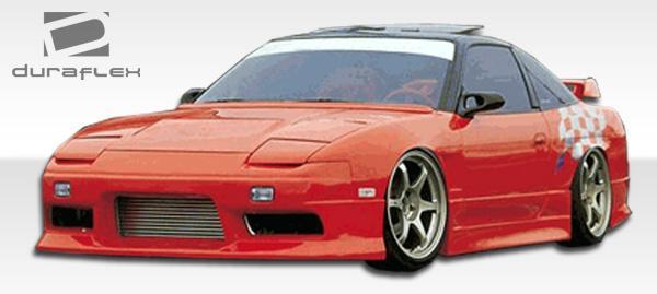 240SX 1989-1994 VERTEX STYLE FRONT BUMPER | Extreme Parts