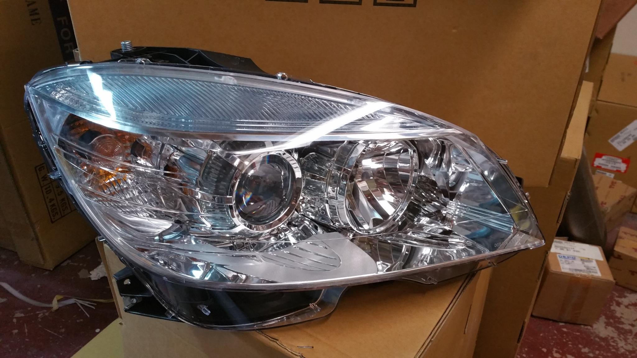 2008-2011 C300 C350 C250 HALOGEN HEADLIGHT | Extreme Parts