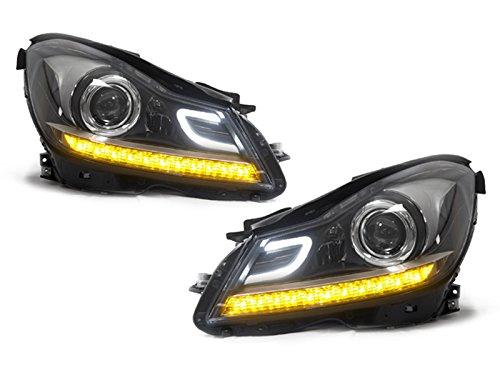 2012-2014 C300 C350 C63 PROJECTOR LED HEADLIGHTS | Extreme Parts
