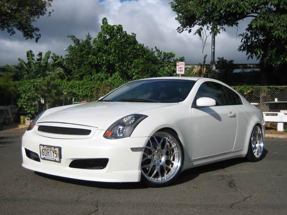 INFINITY G35 COUPE 2003-2007 NISMO FRONT BUMPER | Extreme Parts